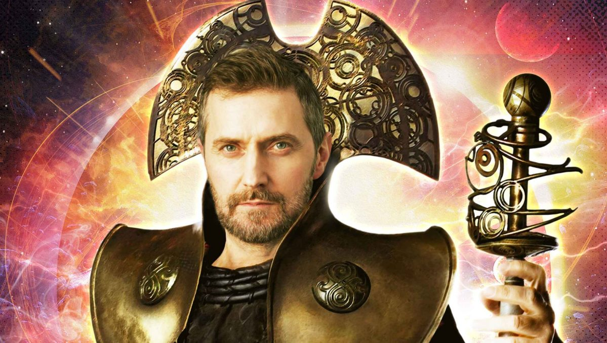Time Lord tyrant Rassilon regenerates into Richard Armitage for Doctor Who audio spinoff