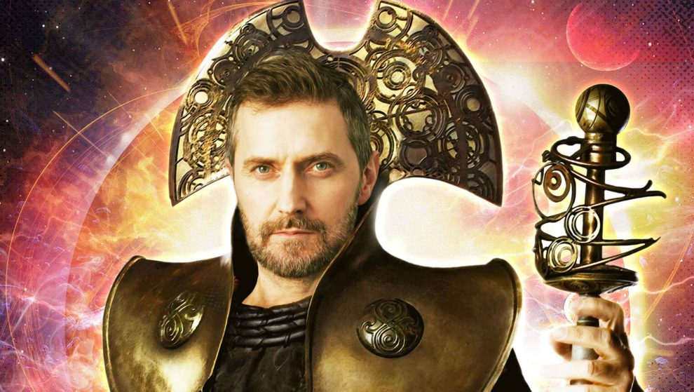 Richard Armitage as Rassilon