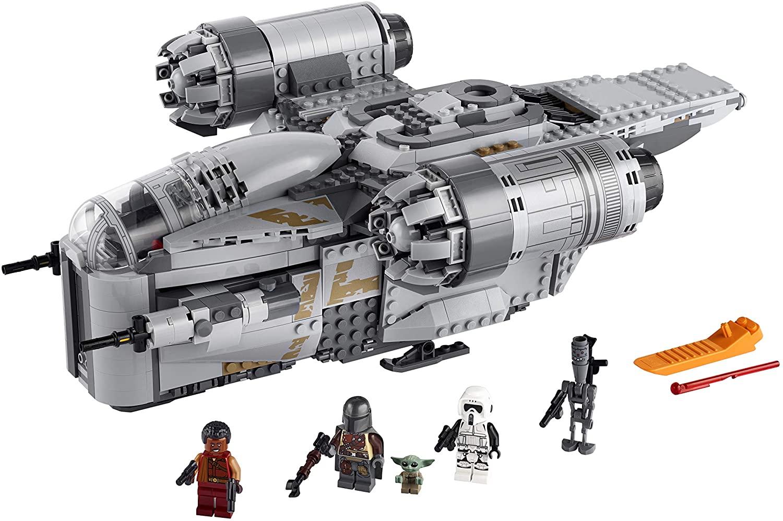 LEGO Star Wars The Mandalorian Razor Crest