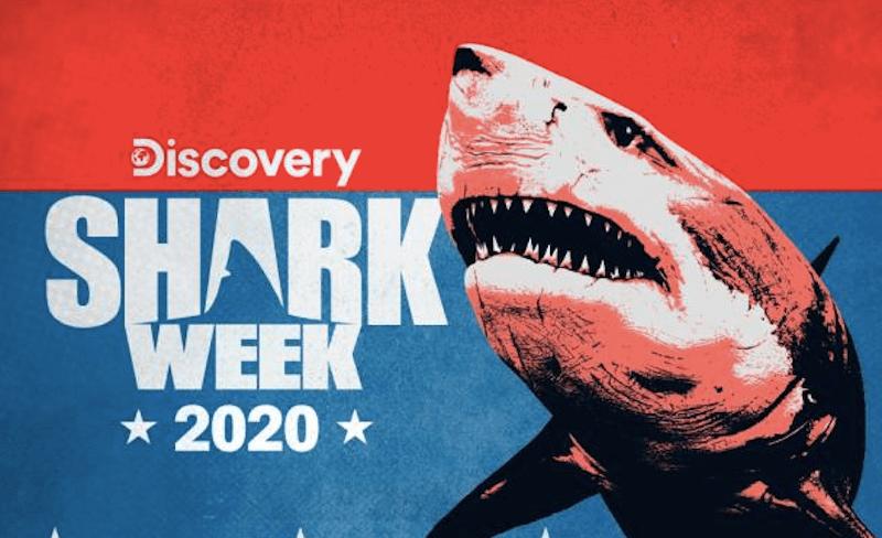 Discovery Shark Week 2020