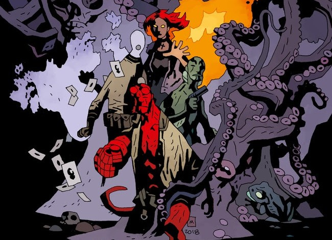Hellboy RPG coming built on D&D 5th Edition rules