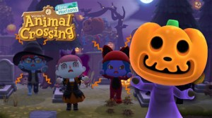 On Sept. 30, a free update is coming to the Animal Crossing: New Horizons game for the Nintendo Switch system that adds some spooky touches to the season, with Halloween costumes, character customization options, DIY projects and festivities.