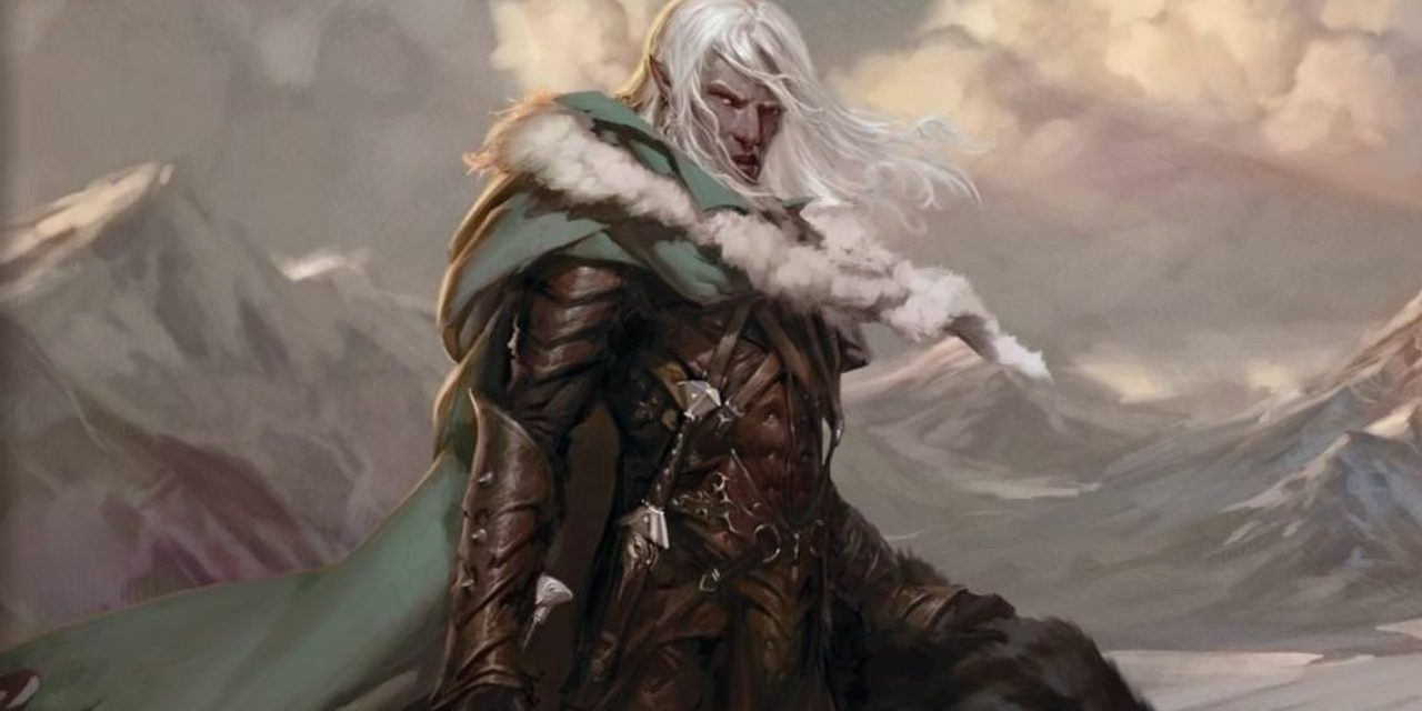 You don't need darkvision to enjoy Humble Bundle's Forgotten Realms Drizzt novel bundle