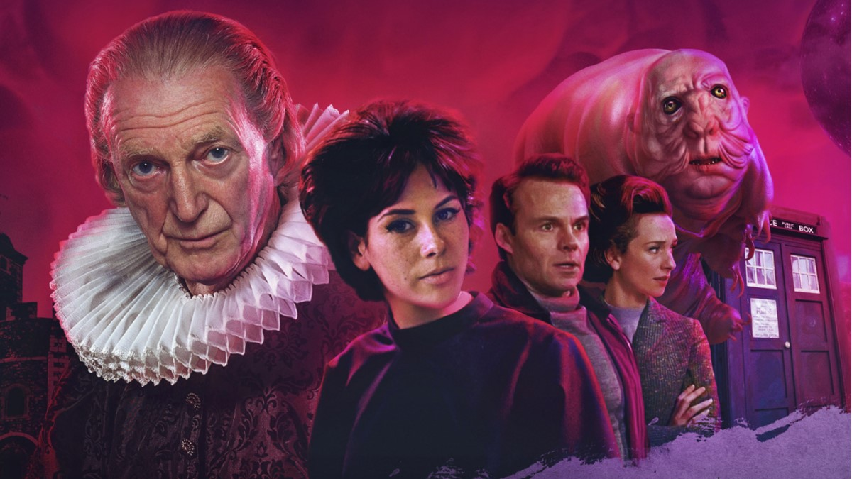 Another Elizabethan Doctor Who adventure, another Good Queen Bess …