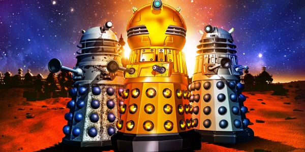 First look at Doctor Who animated spinoff DALEKS!
