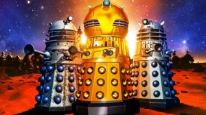 animated series Daleks!
