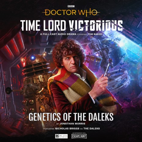 Doctor Who: Time Lord Victorious audio drama – Genetics of the Daleks