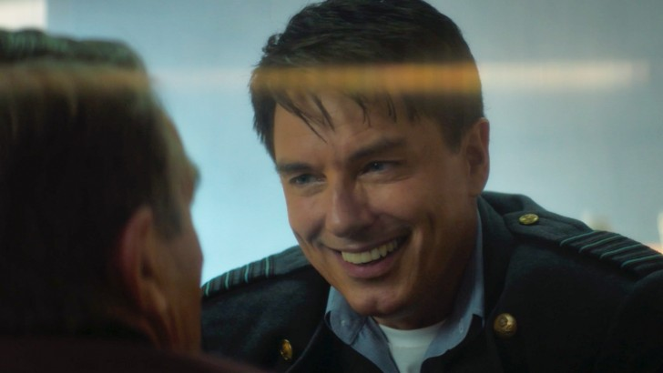 Captain Jack Harkness returning to Doctor Who for Revolution of the Daleks
