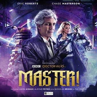 Doctor Who: MASTER!