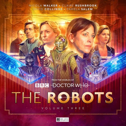 Doctor Who spin-off, The Robots
