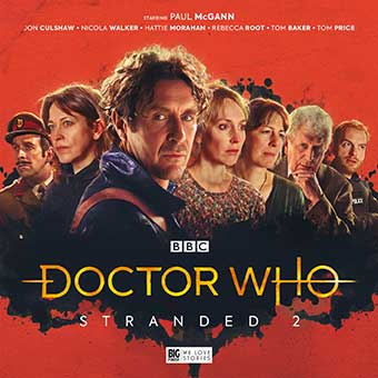 Doctor Who: Stranded 2