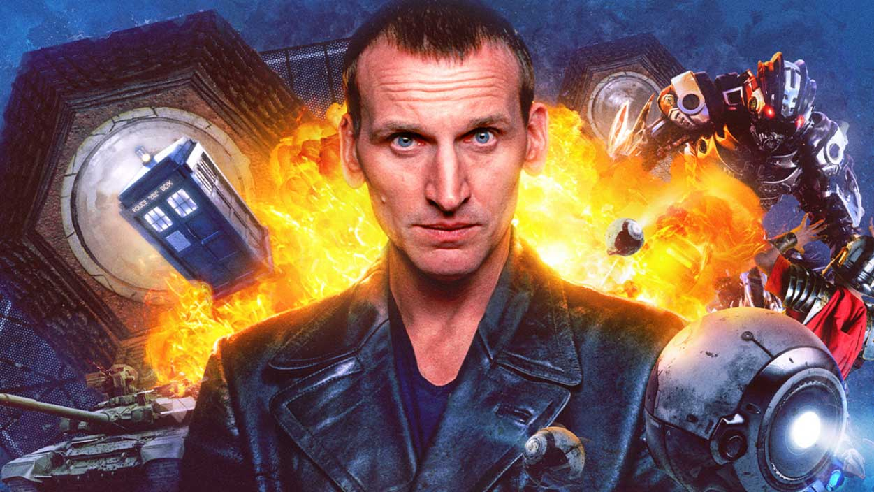 Christopher Eccleston returning for more Ninth Doctor audio dramas in 2022-23