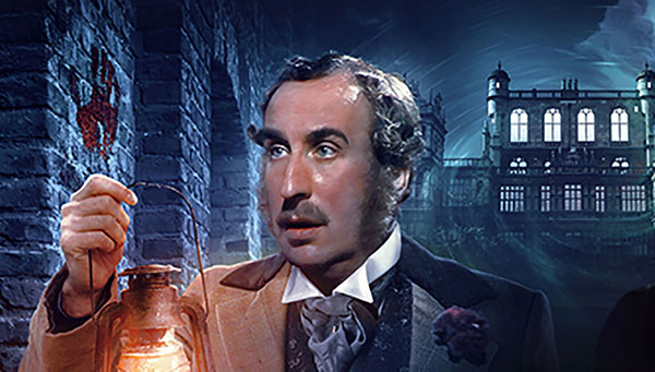 'Doctor Who' spinoff series 'Jago and Litefoot' gets new life as audiobooks