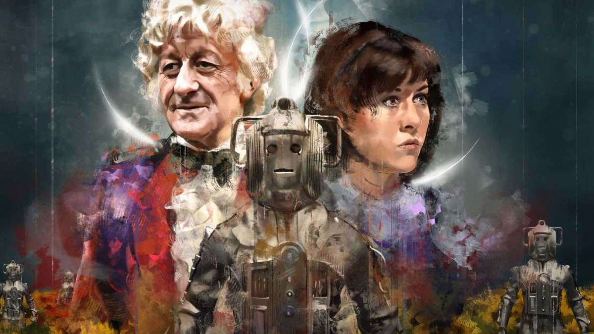 Doctor Who - The Audio Novels: Scourge of the Cybermen