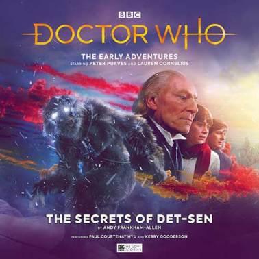 Doctor Who: The Secrets of Det-Sen