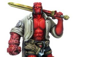 Hellboy: The Board Game Returns to Kickstarter