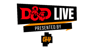 D&D Live 2021 presented by G4
