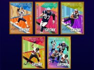 Former University of Arizona tight end Rob Gronkowski, now with the Tampa Bay Buccaneers, partnered with Medium Rare for an NFT card collection. (Photo courtesy gronknft.com)