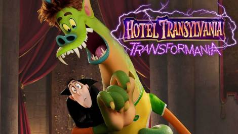 Hotel Transylvania: Transformania,