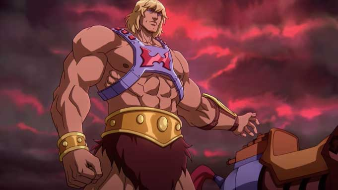 Watch a trailer for Masters of the Universe: Revelation – out now