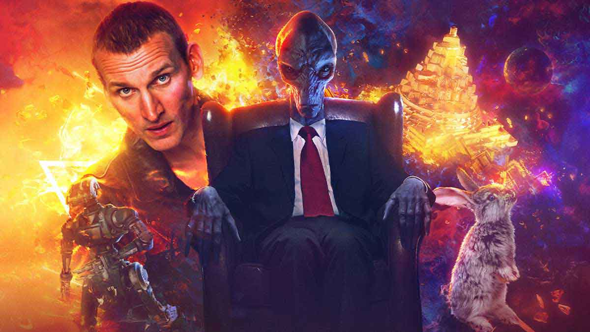 New story details, covers for 2nd volume of Ninth Doctor audios