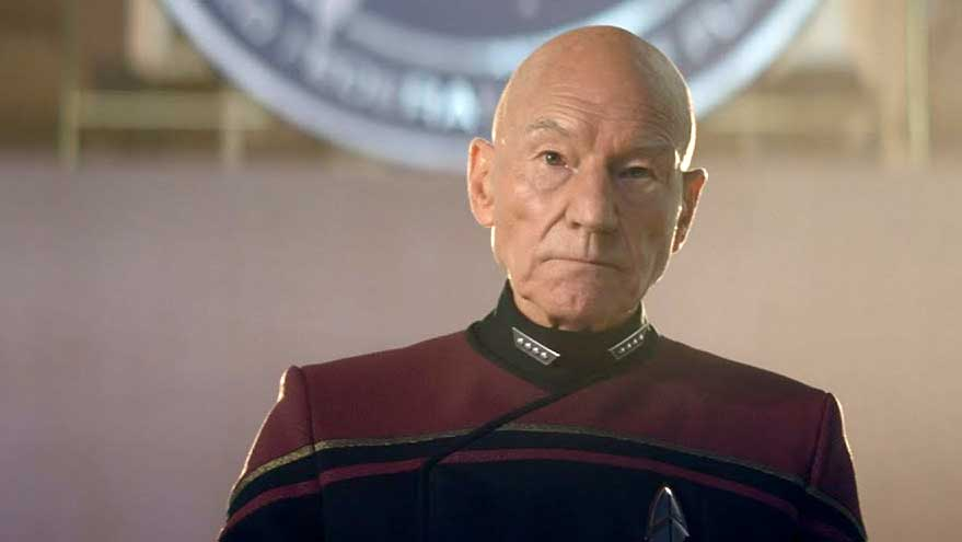Q welcomes Picard to 'the very end of the road not taken' in Season 2 teaser