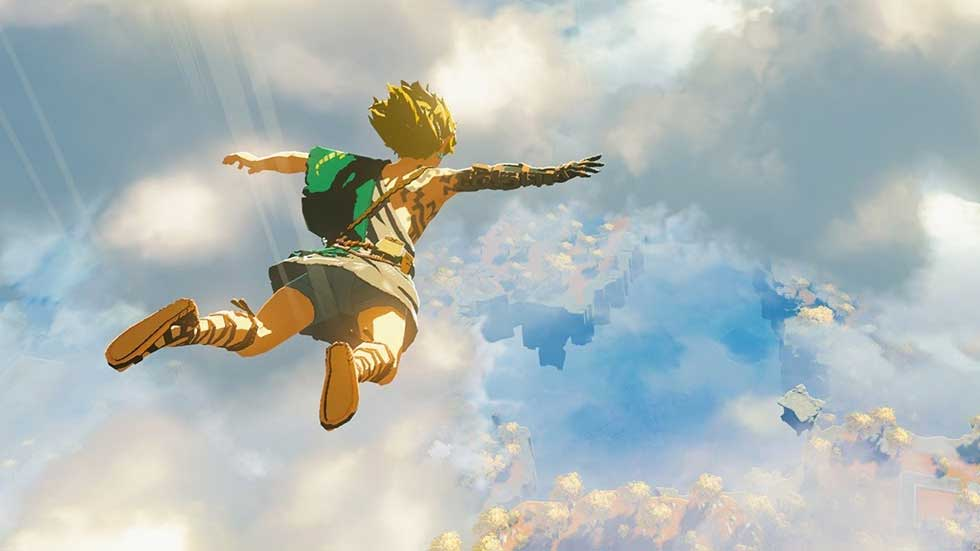 Nintendo aiming high above Hyrule with hopes for 2022 release of Breath of the Wild sequel