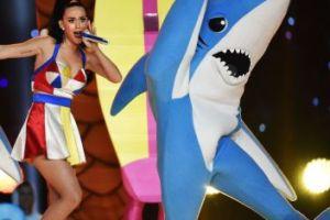 left shark katy perry