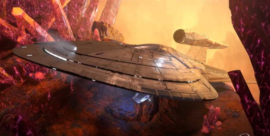 Watch the first teaser trailer for Star Trek: Prodigy