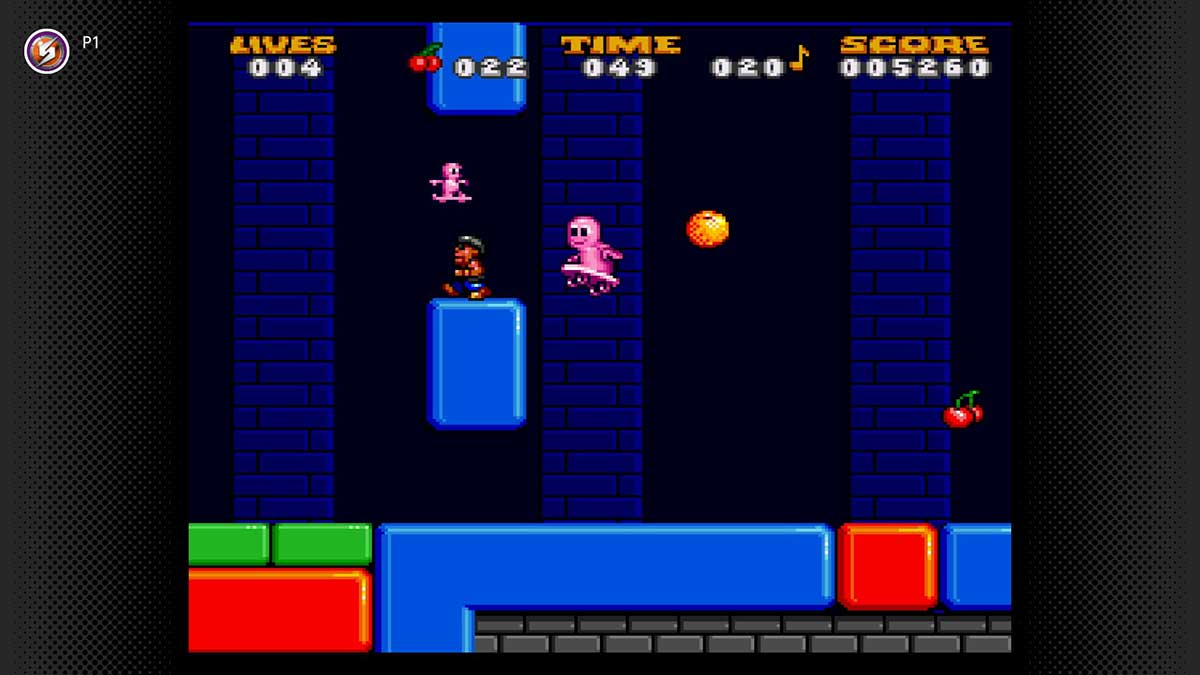 On July 28, Jelly Boy arrives to the Super Nintendo Entertainment System – Nintendo Switch Online library. In this platforming game originally released exclusively in Europe in 1995, you are Jelly Boy, candy given the spark of life by the power of lightning. You've come to life knowing one thing: You have to escape the candy factory.
