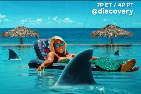 Tiffanny Haddish in Shark Week 2021