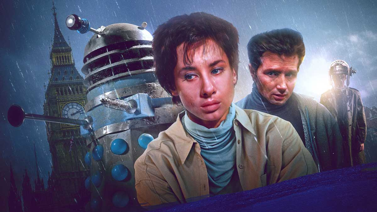 Doctor Who: The Early Adventures - After the Daleks