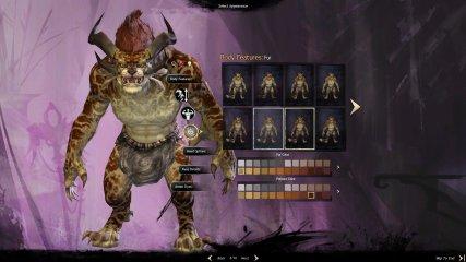 GW2_Charr character creation