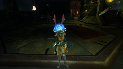 Wildstar Helmet