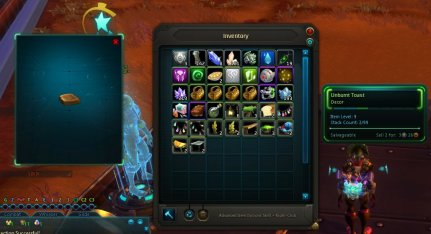 Wildstar Unburnt Toast