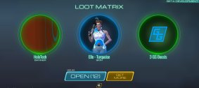 Atlas Reactor: Loot Matrix