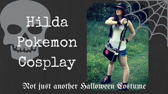 Easy Halloween Idea – Pokemon Trainer Hilda Costume