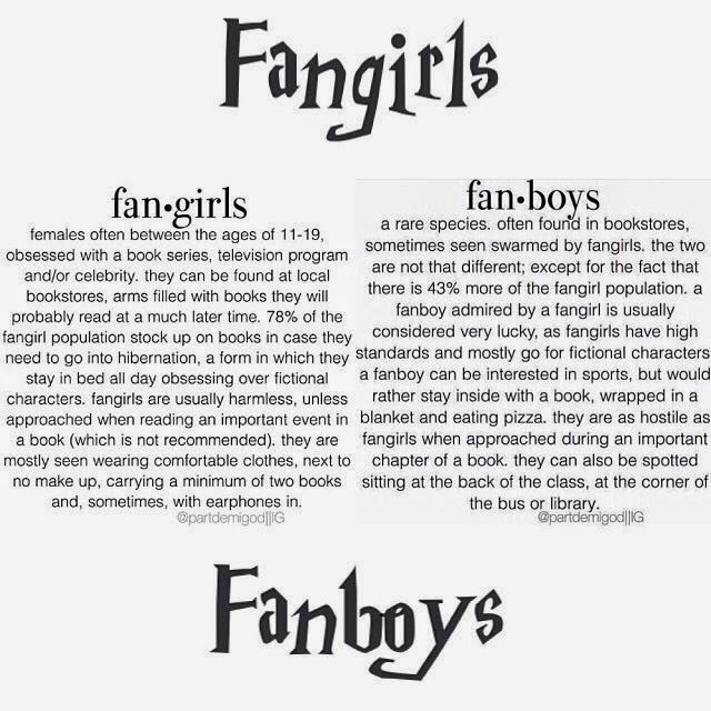 Fangirls-Fanboys