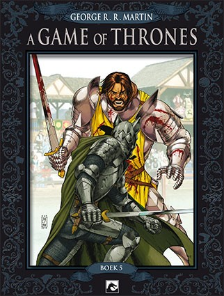 20 A Game of Thrones Graphic Novel Boek 5