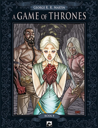 28 A Game of Thrones Graphic Novel Boek 8