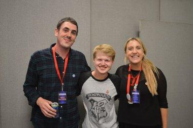 Met Tom en Lucy