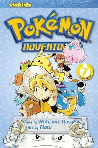 5 Pokémon Adventures 7