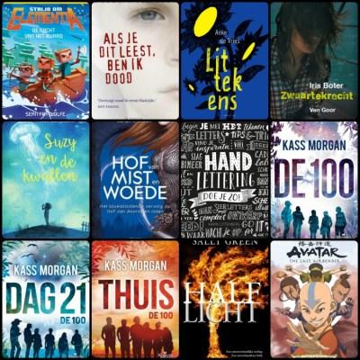 Gelezen boeken juli 2016