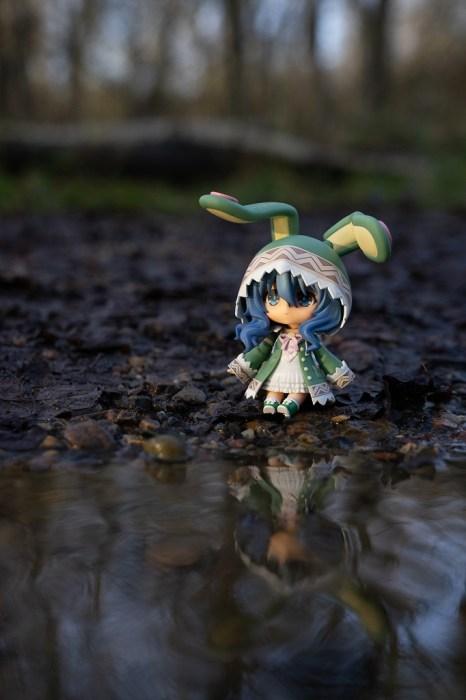 Yoshino Nendoroid 395 Date A Live Wald Making Of Schritt 2