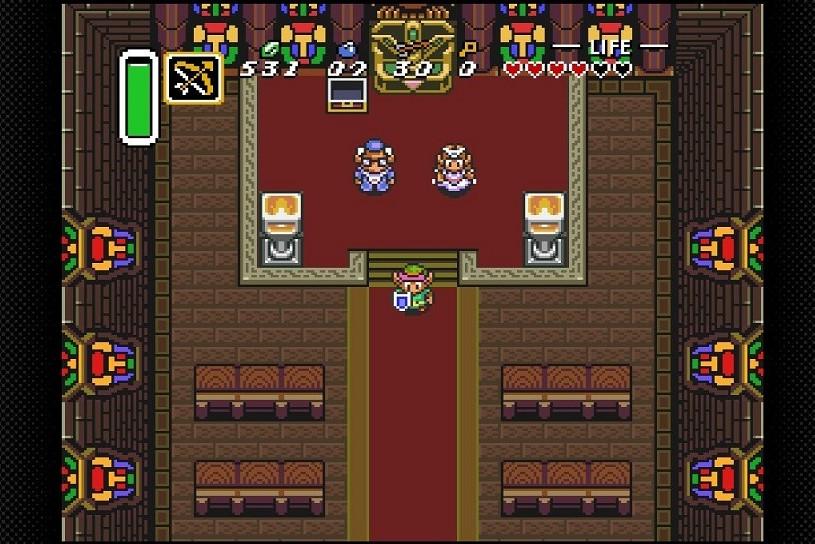 Zelda A Link to the Past Kathedrale Lieblingsort in Videospielen