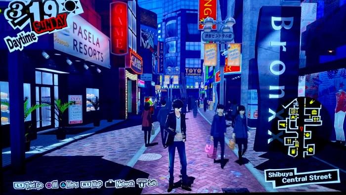 Persona 5 Shibuya