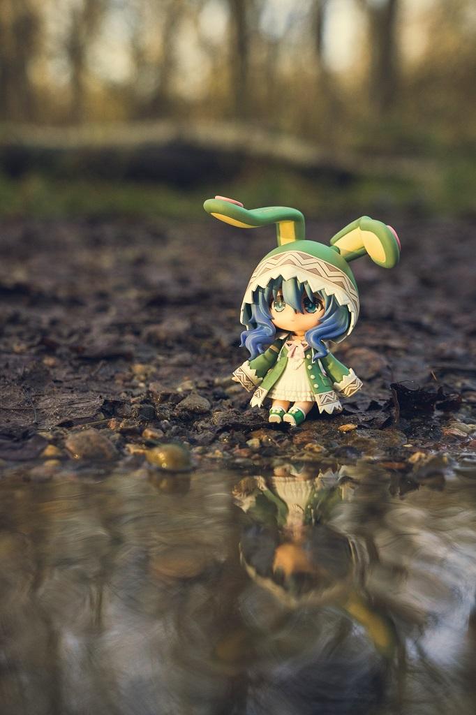 Nendoroid 395 Yoshino Date A Live Wald Bach