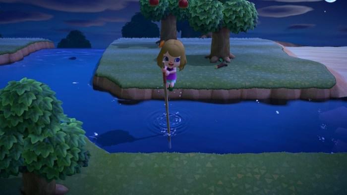 Animal Crossing New Horizons Gegenstände Sprungstange nerdyhasche