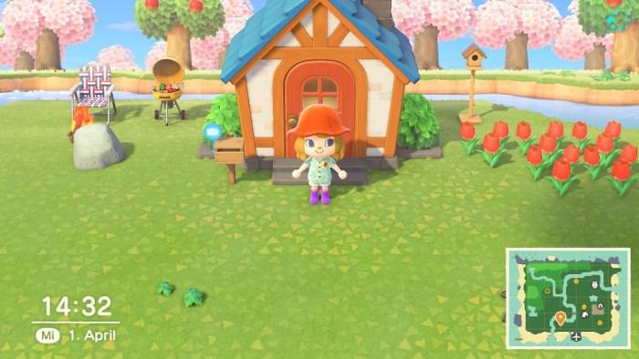 Animal Crossing New Horizons Spielziel nerdyhasche