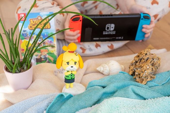 Nendoroid Animal Crossing Melinda Isabelle